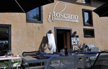 Terrasse Il Toscano