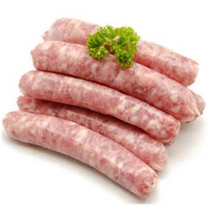 Saucisses Nature